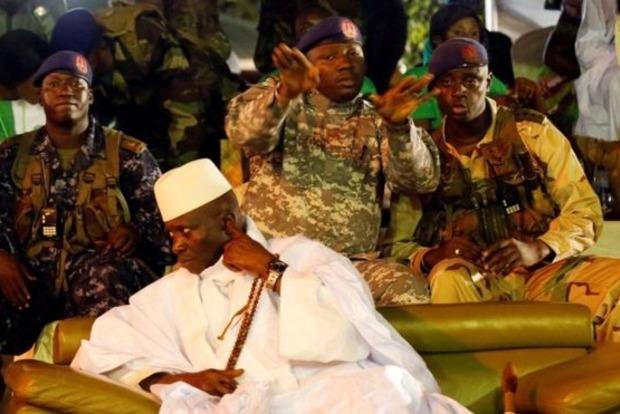 В Гамбии объявили о поражении на выборах президента, правившего 22 года