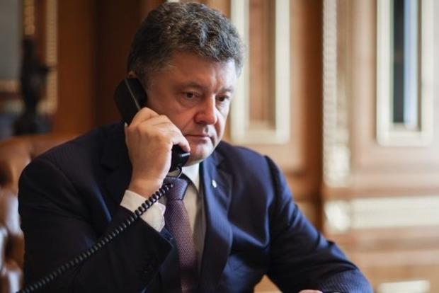 Порошенко анонсировал телефонную конференцию в нормандском формате сегодня вечером