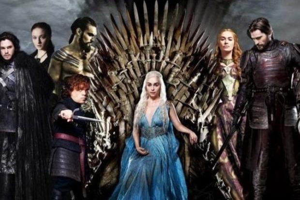 В сети показали, как гримировали актеров Игры престолов
