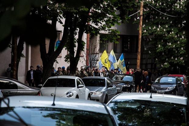 Ветераны АТО выдвинули свои требования полиции Днипра