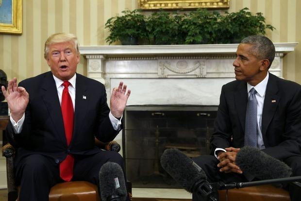 В МИД РФ обвинили Обаму в попытке «подложить мину» Трампу