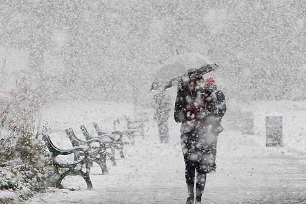 В Украине продолжается непогода: ожидается снег, заморозки и порывистый ветер