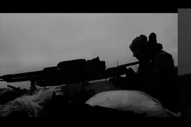 В сети показали видео УДА с ликвидацией боевиков на Донбассе