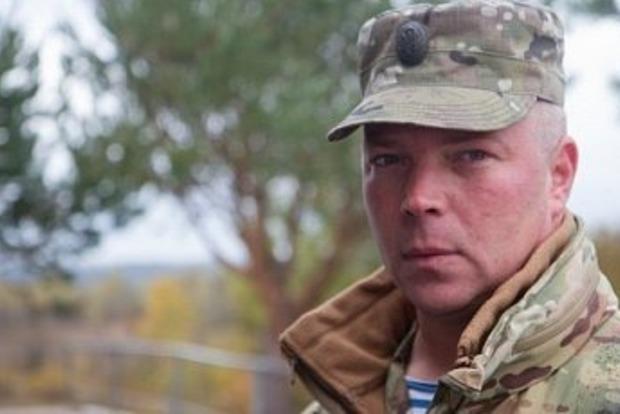 Новым командующим силами АТО стал герой Украины