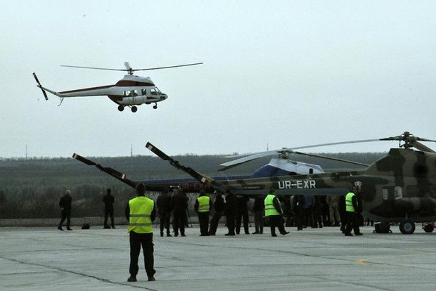 Впервые увидел небо: Украинский вертолет Надия - что о нем известно