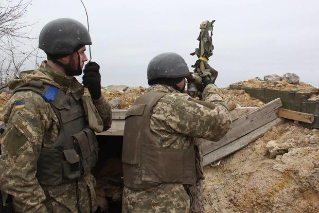 Сутки в ООС: ранены трое военных, уничтожены трое боевиков