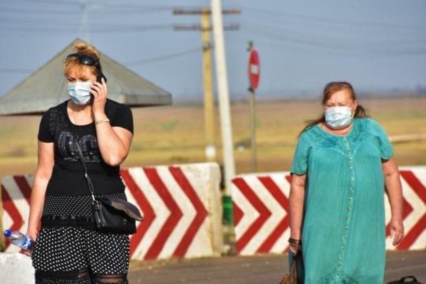Как в газовой камере. Армянск накрыло новой волной кислотного воздуха