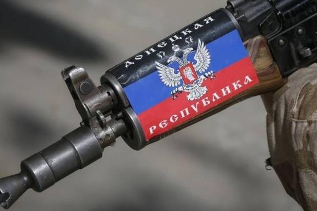 Вчера во время обстрела боевики применили запрещенное Минскими соглашениями оружие