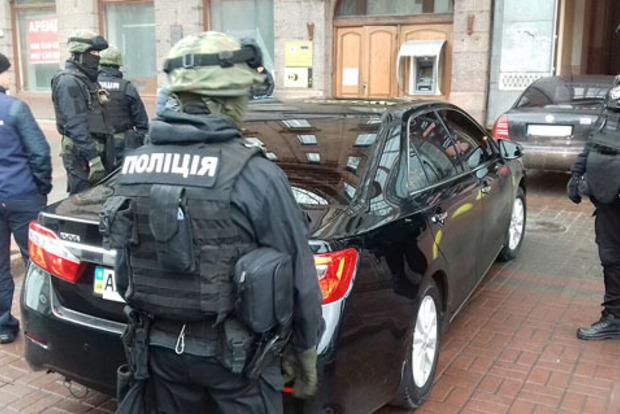 Чиновники, укравшие 38 млн грн с бюджета, задержаны в Черкасской области