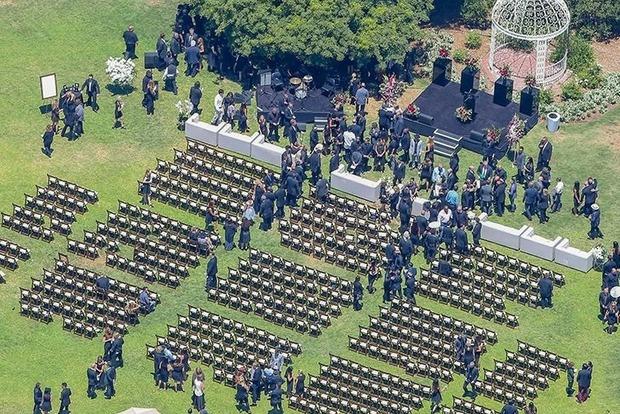 В Калифорнии похоронили фронтмена Linkin Park Беннингтона