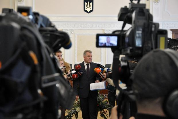 ВСЮ просит Луценко предоставить доказательства по делу Гречковского