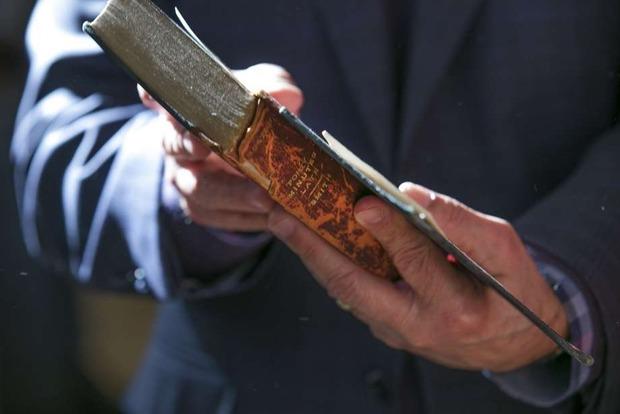 В Сан-Франциско вернули книгу, взятую из библиотеки 100 лет назад