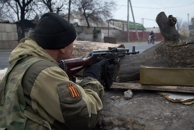 За сутки боевики более 50 раз открывали огонь