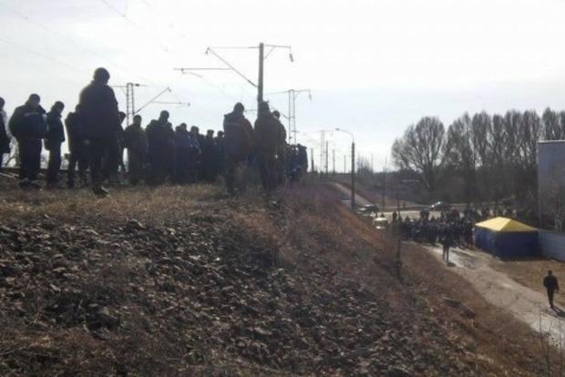 Участники блокады на Донбассе заявили о новых поездах из России