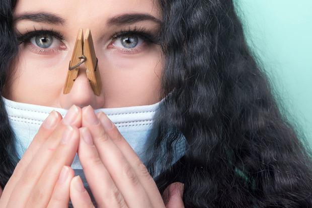 Лікар розповів, що робити, якщо у вас пропав нюх при COVID-19