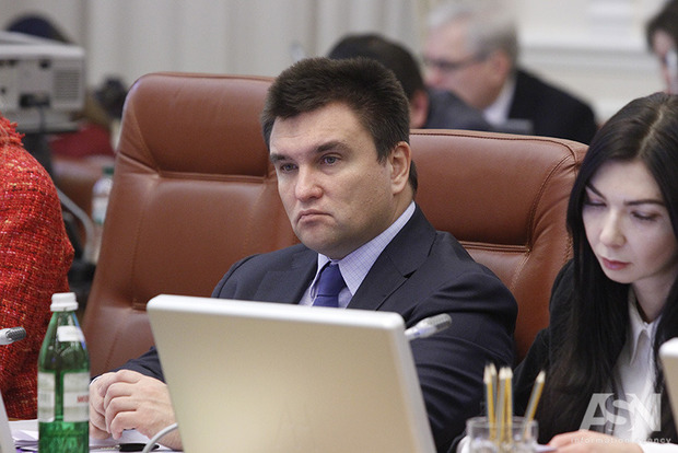 Климкин назвал текущую ситуацию на захваченных территориях разборками спецслужбРФ