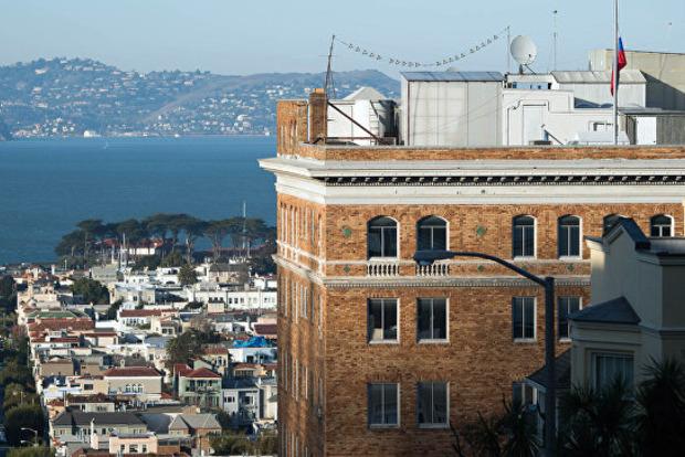 Холодная война 2.0: США требует закрыть консульство России в Сан-Франциско