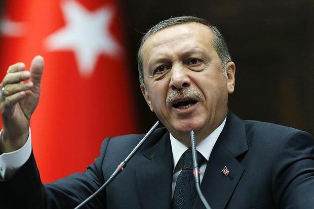Эрдоган «заморозил» активы двух министров США