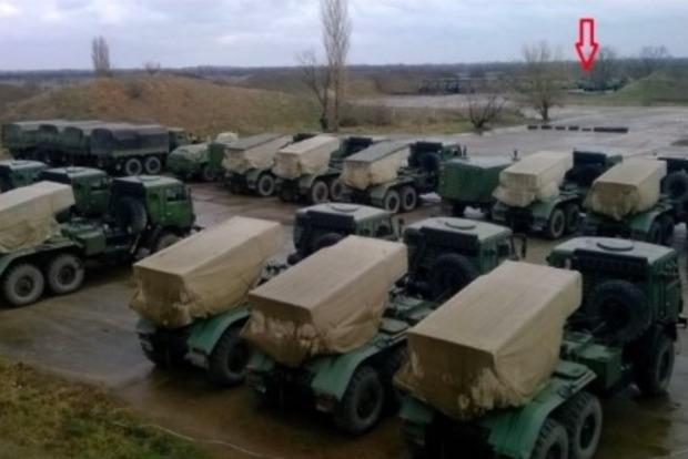 РФ разворачивает новую артиллерийскую бригаду в направлении Украины