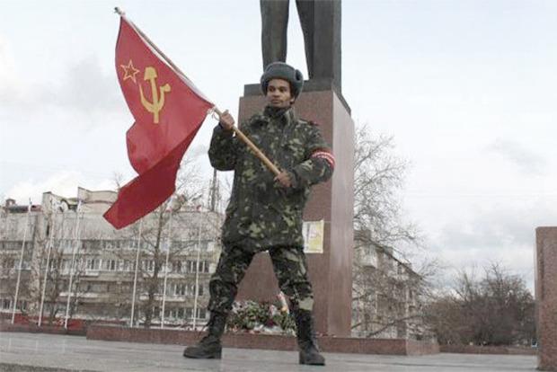 Выступление Черного Ленина в Донецке вызвало истерику в Сети