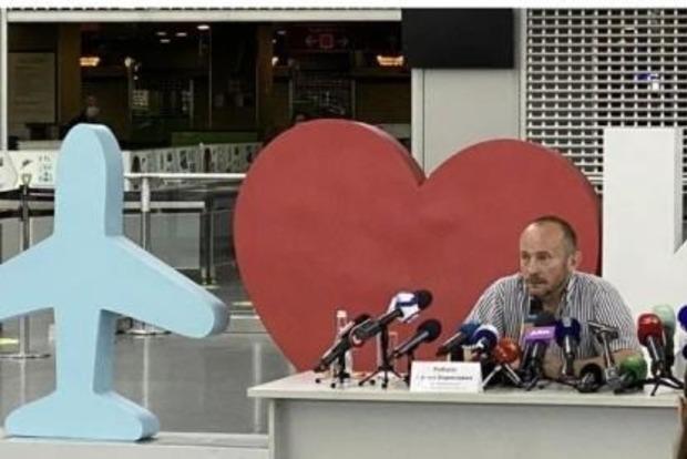 Завтра Борисполь открывает международное авиасообщение. Стали известны детали