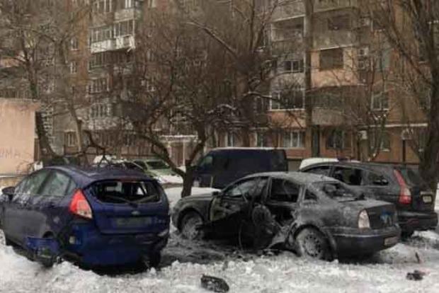 Взрыв в центре Донецка. Появилось новое видео