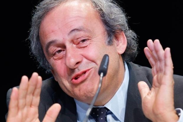 Платини не будет бороться за пост главы ФИФА
