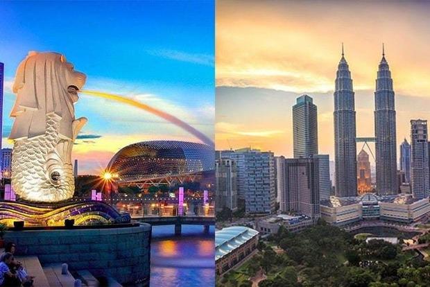 Сингапур и Малайзия отмечают новый скачок заболевших COVID-19