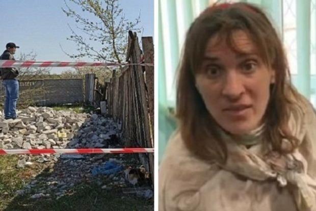 Соседи подозревают сатанизм в убийстве девочки ее матерью под Харьковом