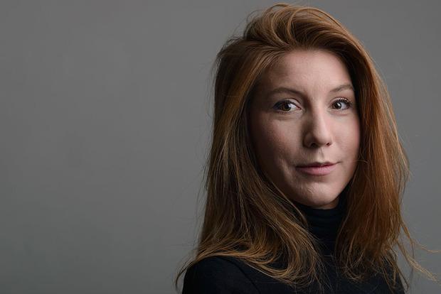 Под Копенгагеном нашли часть тела убитой на подлодке журналистки