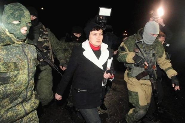 Поездка Савченко в «ДНР» является спецоперацией Лубянки на деньги Медведчука – Фейгин