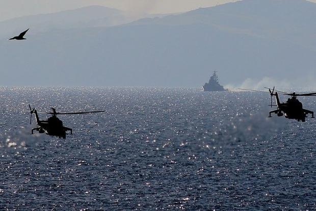Военные корабли России и Китая выдвинулись в Охотское море