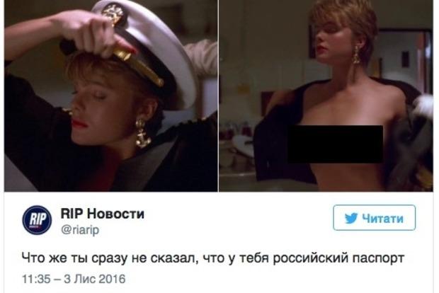 Соцсети высмеяли российское гражданство Стивена Сигала