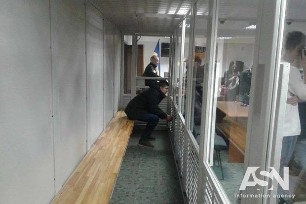 Суд выбрал меру пресечения подельнику Попова-младшего