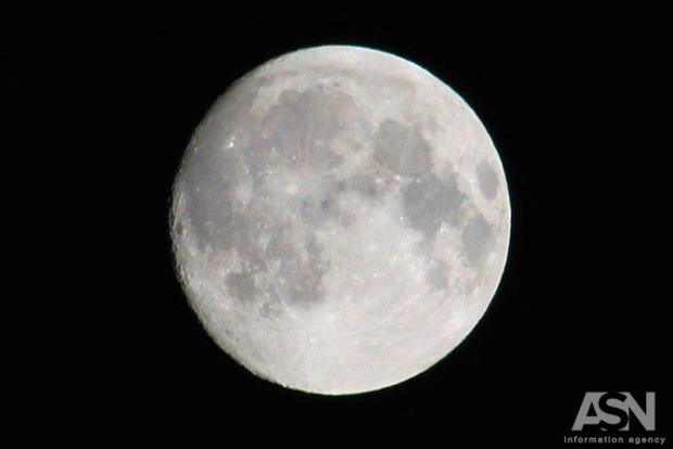 Луна накороткий срок стала ближе кЗемле