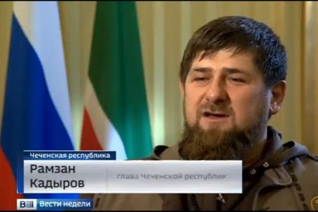 Перестрелка в Грозном: Рамзан Кадыров опубликовал видео