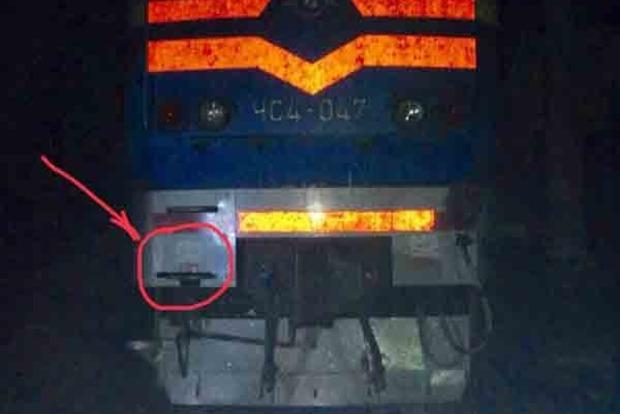 В Одессе поезд «Интерсити» сбил пьяную женщину