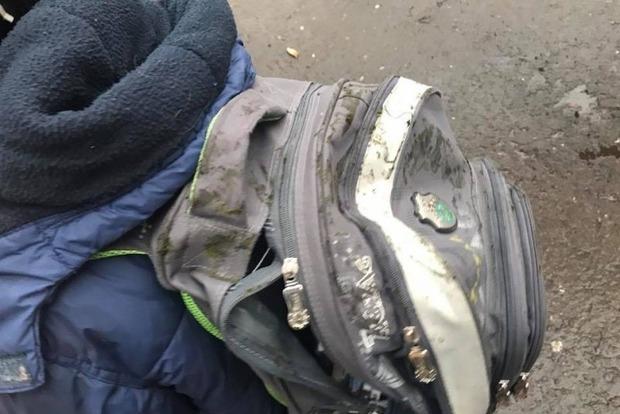 Тренер по каратэ спас мальчика, на которого в Черновцах упало дерево