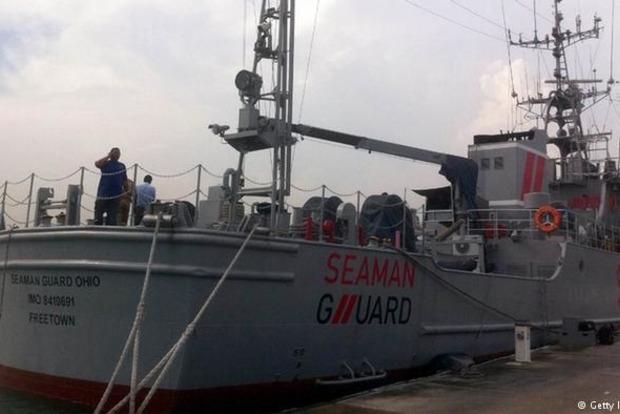 Индийский суд отпустил украинцев с корабля, перевозившего оружие