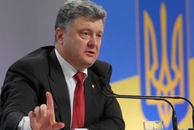 Порошенко: Томос об автокефалии завершит утверждение независимости Украины