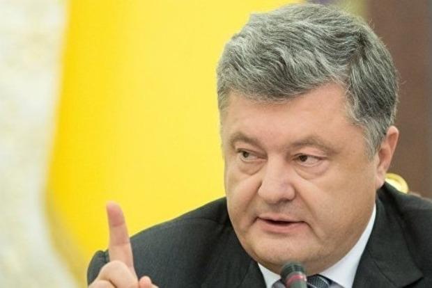 СМИ узнали о встрече Порошенко с иерархами УПЦ МП