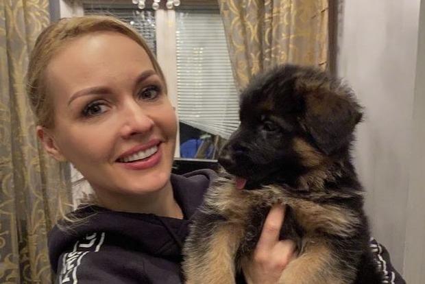 В семье телеведущей Ирина Сашиной произошло пополнение