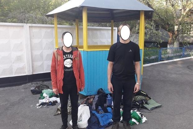 В чернобыльской зоне отчуждения полиция задержала две группы сталкеров