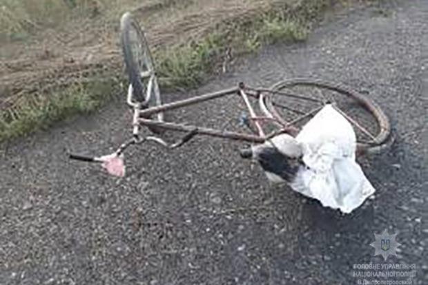 На Днепропетровщине на велосипеде подорвался подросток, перевозивший гранату
