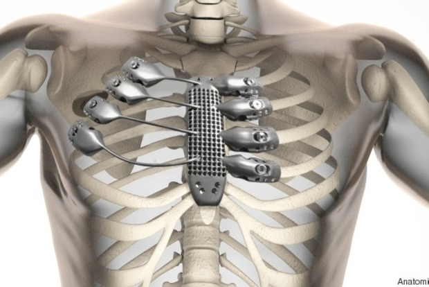 В Австралии откроют центр по 3D-печати органов человека