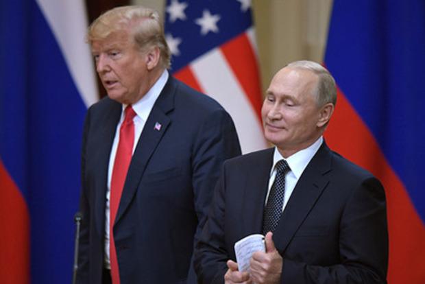 Трамп отменил встречу с Путиным из-за захвата украинских кораблей