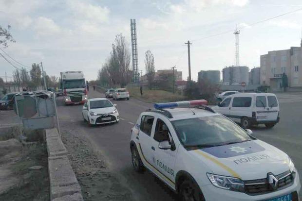 Полиция открыла два дела из-за гибели овец в порту Черноморска