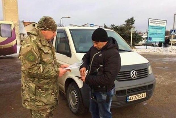 На Луганщине запретили ночные пассажирские перевозки через блокпосты