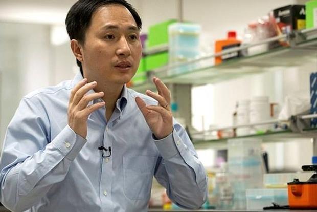 Ученый из Китая создал первых в мире ГМО-детей