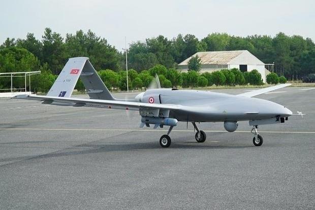 Украина закупит у Турции мощные ударные дроны